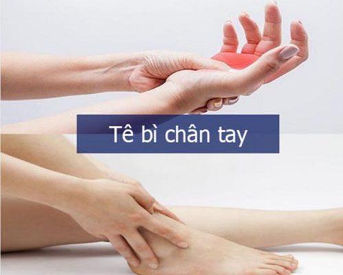 Chân tay tê bì là bệnh gì? Phương pháp điều trị