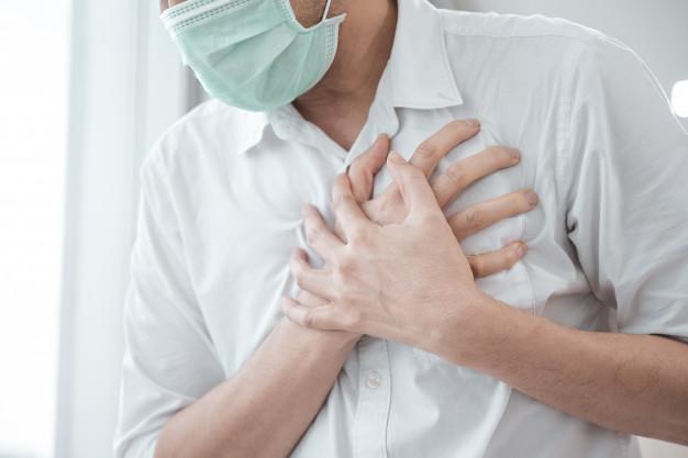 Chứng nhồi máu cơ tim cũng là nguyên nhân gây buồn nôn