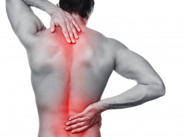 nguyên nhân gây ra đau lưng trên